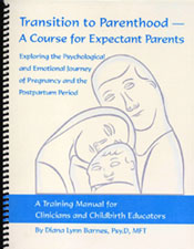 Cover of Transition to Parenthood Manual